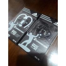 Fone Ouvido Para Corridas Adidas Sennheiser Ajustável Aq16