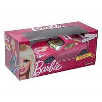 Carro Da Barbie Controle Remoto 3 Funções - Barbie Style Car