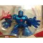 Marvel Super Hero Squad Iron Monger - Brinquetoys