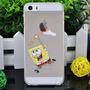 Capinha Case Iphone 5/5s Bob Esponja Frete Gratis
