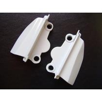 Eliminador Alça Traseira Cb.300 Par Alumínio Branco