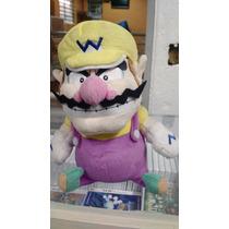 Pelúcia Super Mario - Wario - 22 Cm - Nintendo