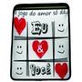 Capa Para Tablet Personalizada Jogo Do Amor