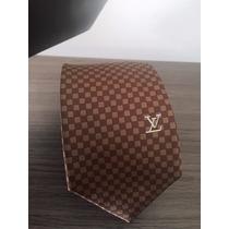 Gravata Louis Vuitton Slin Seda