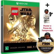 Lego Star Wars Despertar Da Força Xbox One Ed. Deluxe Física