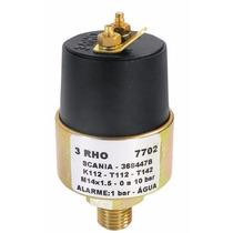 Interruptor Sensor Pressão Oleo/agua Scania K112 T112 T142