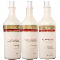 Inoar G-hair Escova Alemã Progressiva (3 X 1 Litro)