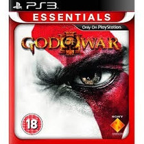 God Of War 3 Essentials Ps3 Jogo Original Novo Lacrado