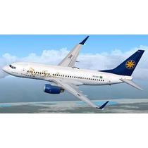 Novo Pack Fs9/ Fsx - Aprenda A Voar No Boeing 737-700 Pmdg