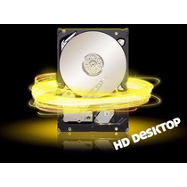 Hd Western Digital 750gb Sata 300mb/s Para Pc