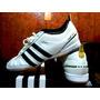 Tênis Adidas Adinova - 100% Couro - Raríssimo - 12 X Sem Jur