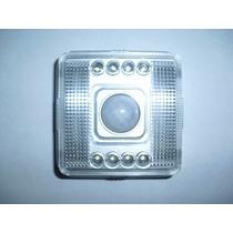 3 Lampadas Led Sensor De Presença Infra Vermelho