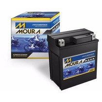 Bateria Moura Moto 8,6ah Ytz10s Hornet R1 R6 Bmw Cbr600 Rr