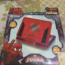 Dvd Portátil Infantil Spider-man