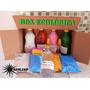 Amaciante Detergente Desinfetante Sabão - Box Ecológica