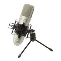 Microfone Condensador Tascam Tm 80 Studio Rode Akg Shure