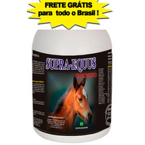 Supra-equus Crescimento 04kg - Para Potros