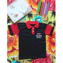 Camisa Polo Infantil Importada Pronta Entrega Liquidação!