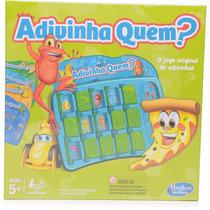 Jogo Advinha Quem? - Hasbro A5696 - Pronta Entrega