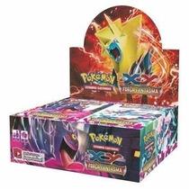 Pokemon Booster Box Caixa Xy 4 Força Fantasma - Português
