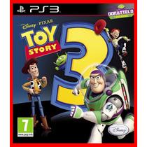 Toy Story 3 Ps3 Psn Promocao Jogo Infantil Disney Pixar
