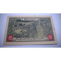 Cédula Notgeld 75 Pfennig 1921 - Lt0095