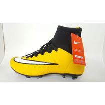 Chuteira Nike Mercurial Amarela