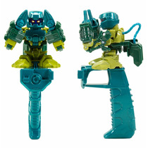 Robô Battle Nox Multikids Beat Green Batalha Emocionante