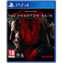 Metal Gear 5 The Phantom Pain - Ps4 - Secundária [aluguel]