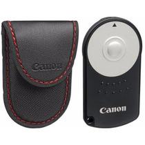 Controle Remoto Canon Original Rc-6 7d 5d 6d 60d 70d Mark Ii