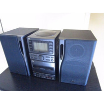 Jvc Ux-a5 Micro System - Cd Player Com Defeito