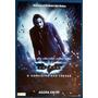 Poster Batman Cavaleiro Das Trevas -  Curinga X Batman