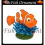 Enfeite Penn Plax Nemo Coral Azul Pequeno Fish Ornament