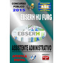 Apostila Concurso Ebserh Hu Furg Rs Assist Administrativo
