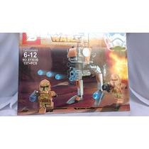 Star Wars Robô Similar 137pcs .kit Com 2 Unidades 1 E 2