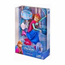 Princesas Disney Annafrozen Patinadora Mattel Cbc62