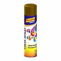 Tinta Spray Automotiva Uso Geral 400ml - Dourado