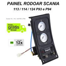 Painel Rodoar Calibrador Caminhão Scania 113 114 124 P93 P94