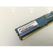Memoria Reg Servidor Ddr2 4gb 2rx4 Ecc Pc2 5300f 667 Micron