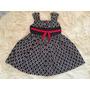 Vestido Importado Menina Infantil Festa Feminino 2 Anos