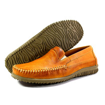 Sapato Casual Sapatilha Couro Combina Shorts Praia Regata