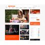 Templates Para Blogger Portal De Noticias Responsivo
