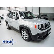 Jeep Renegade Longitude 1.8 16v Flex Blindado Hi Tech Niii-a