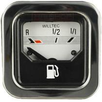 Indicador Combustível Elétrico Painel Br Quadrado Fusca Led