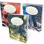 Trilogia Senhor Dos Anéis 3 Livros - J. R. R. Tolkien - Novo
