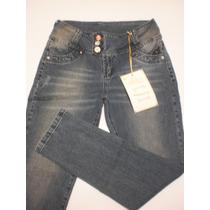 Calça Jeans Emporio.com Feminina Nº 48 - Frete Grátis