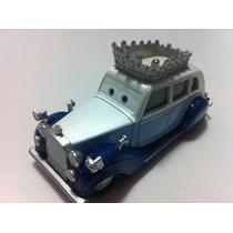 Disney Cars Rainha Elizabeth Original Mattel Loose Mcqueen