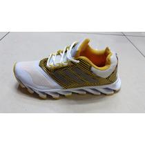 Tênis Adidas Springblade Escama Novas Cores Lançamento Corra