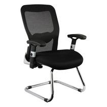 Cadeira Escritorio New Ergon Interlocutor Fixa + Nf