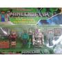 (kmb)kit Bonecos Minecraft *im*(melhor Vendedor Do M. Livre)
